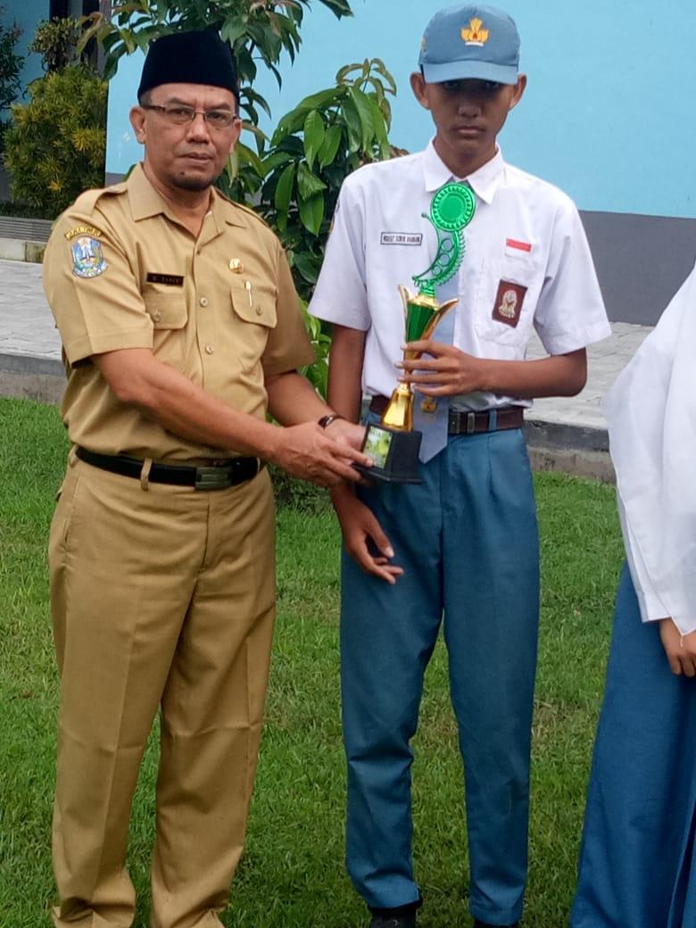 Siswa SMKN 1 Jombang Juara Youth  Green Festival 2019