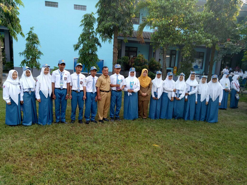 SMKN 1 Jombang Menjuarai lomba Koperasi dan Dai Muda